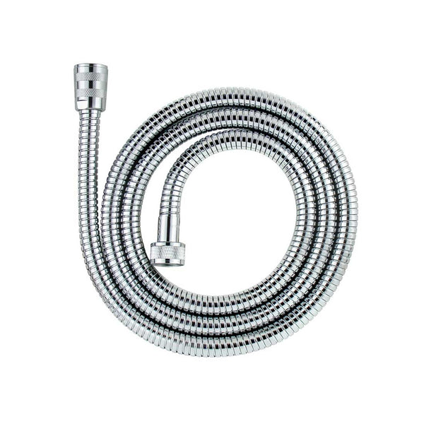 Gracott-1.5mt-Double-Wound-Hose-Chrome