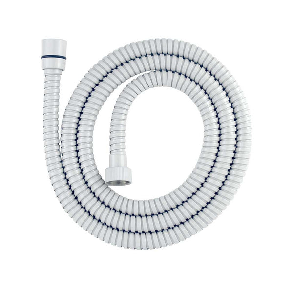 Gracott-1.5mt-Double-Wound-Hose-White