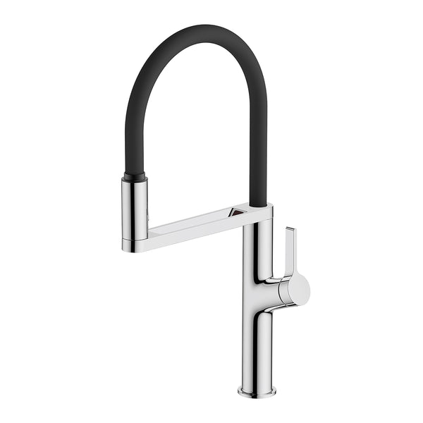 Greens Galaxy Sensor Sink Mixer Chrome/Black