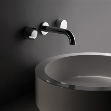 Halo Wall Set, 150MM spout - Various Finishes