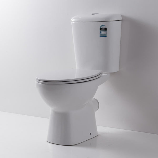 Hobson Close Coupled Toilet Suite