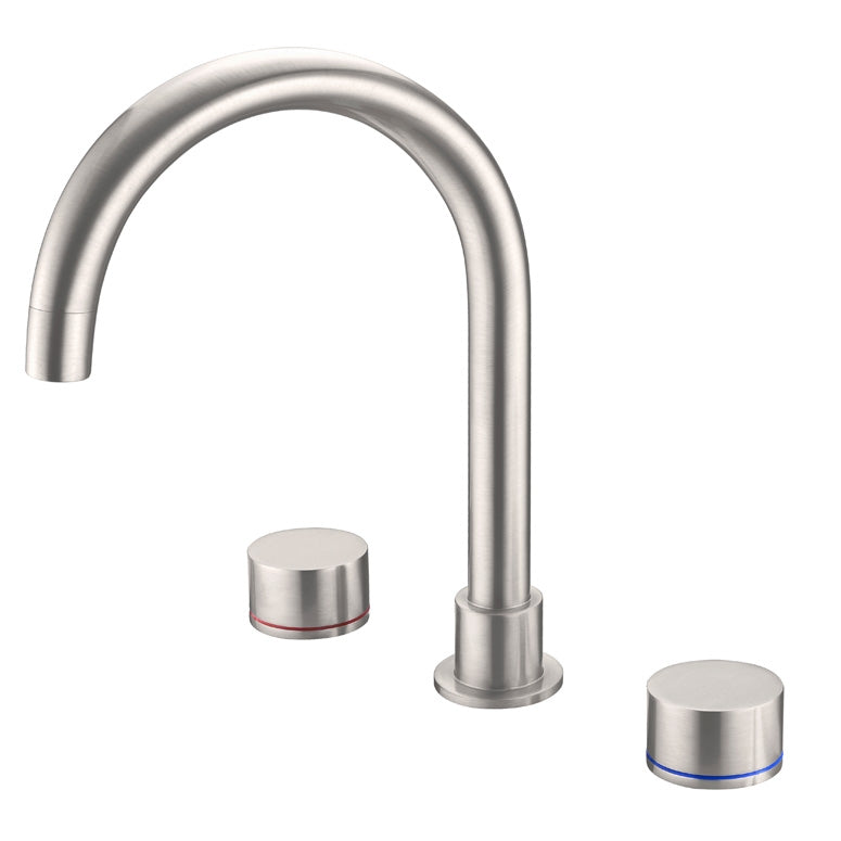Kara Kitchen Set - Brushed Nickel