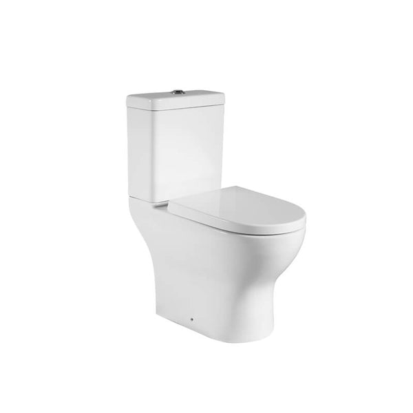 KDK 018 Wall Faced Skew Toilet Suite