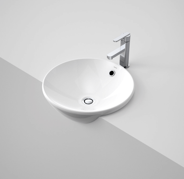 Leda Vasque Semi Recessed Vanity Basin