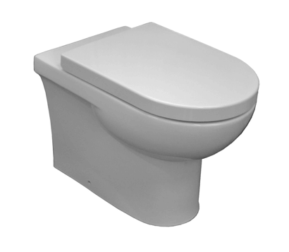 Johnson Suisse Life Econoflush Inwall Toilet Suite