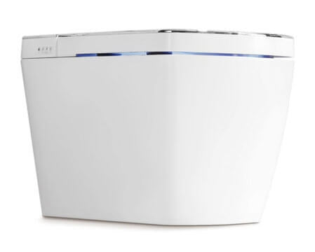Lafeme Bloc Electric Smart Luxury Bidet Toilet Suite - ST19