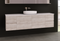 Manhattan 1800mm Wall Hung Vanity, SilkSurface Top, Above/Under Counter Basin