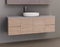 Manhattan 1500mm Wall Hung Vanity, SilkSurface Top, Above / Under Counter Basin