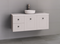 Manhattan Classic 1200mm Wall Hung Vanity with Above Counter Basin