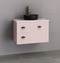 Manhattan Classic 750mm Wall Hung Vanity with Above Counter Basin