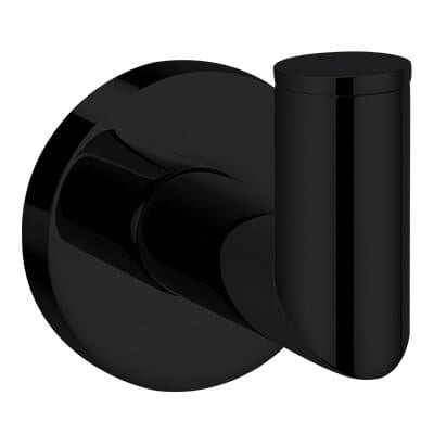 Nero Dolce Robe Hook - Matte Black