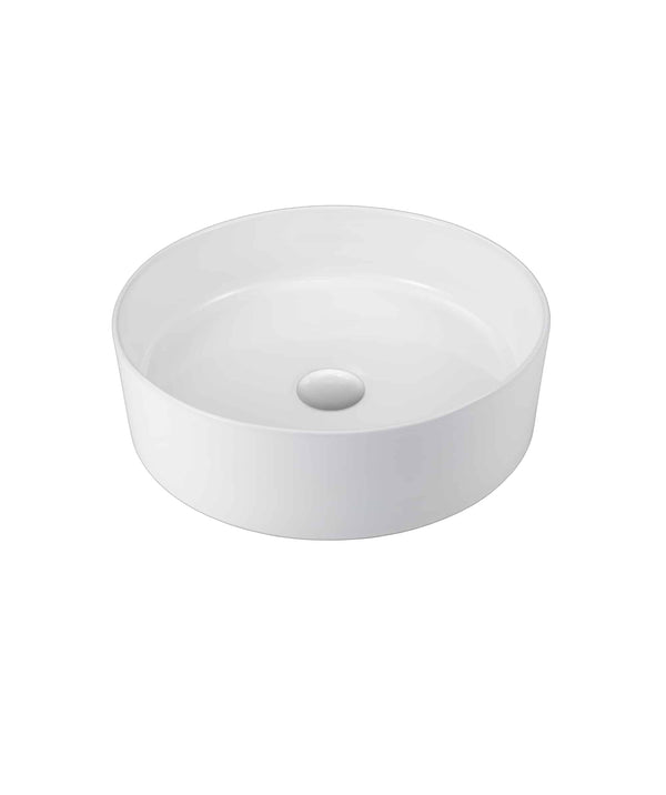 Nimos 400 Above Counter Slimline Round Basin