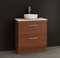 Manhattan All-Drawer 750mm Floor Standing Vanity with Above Counter Basin