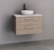 Manhattan All-Drawer 750mm Wall Hung Vanity with Above Counter Basin