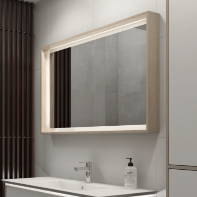 Timberline Halifax 1200mm x 720mm Mirror