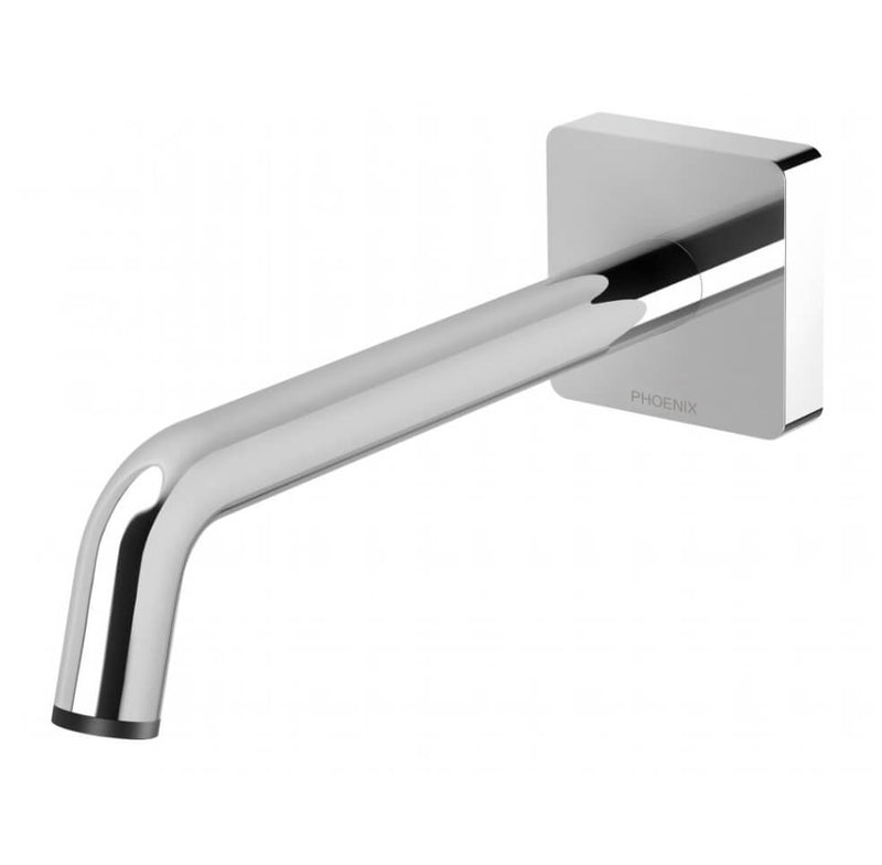 Phoenix Toi Wall Basin Outlet 180mm, Chrome