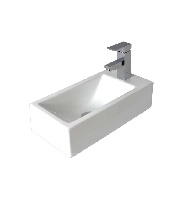 Plati 500 Above Counter Basin