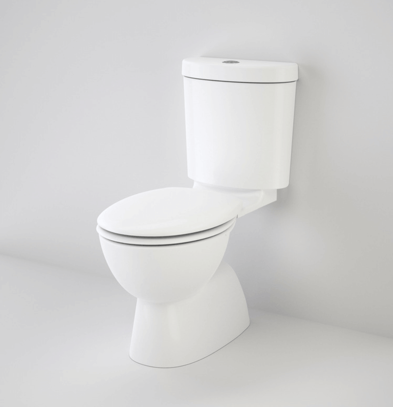 Profile 4 Trident Connector Toilet Suite - Soft Close Seat