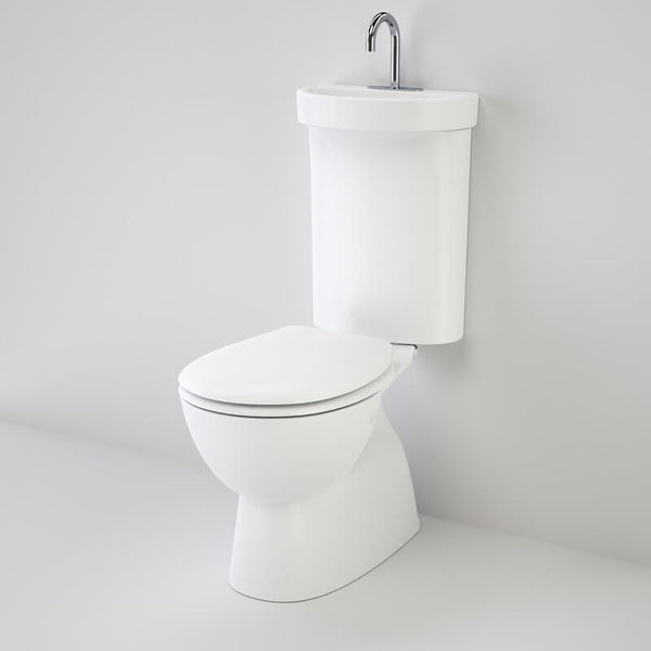 Profile 5 Toilet Suite Deluxe with Integrated Hand Basin