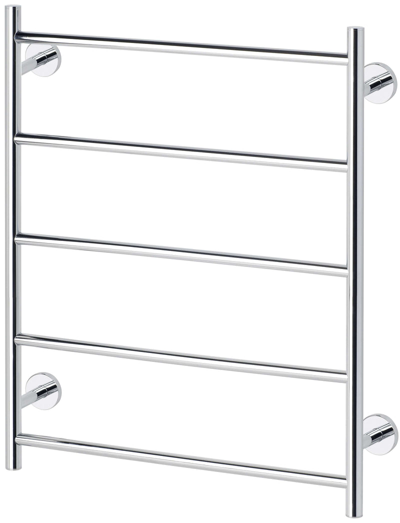 Radii Towel Ladder 550 x 740mm Round Plate - Chrome