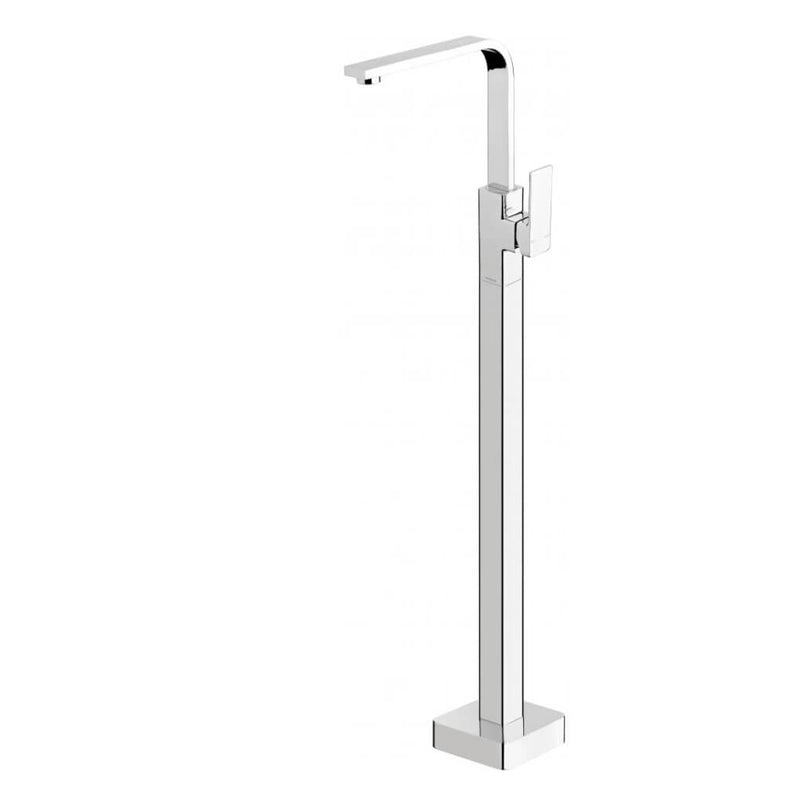 Radii Floor Mounted Bath Mixer
