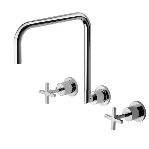 Radii Wall Sink Set 300mm
