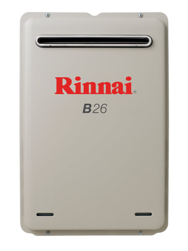 Rinnai CF Continuous Flo B26 Builder Series - Front