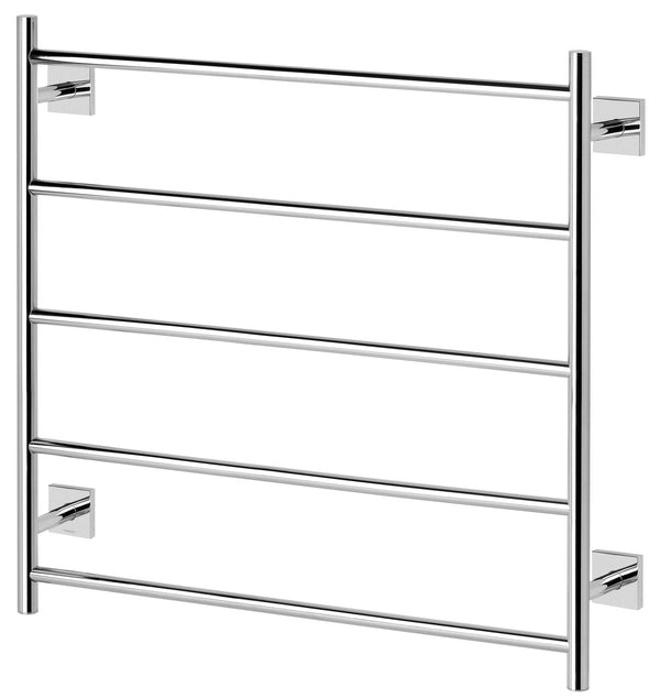Radii Towel Ladder 750 x 740mm Square Plate - Chrome