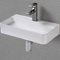 Essence Genoa Wall Basin - 365mm