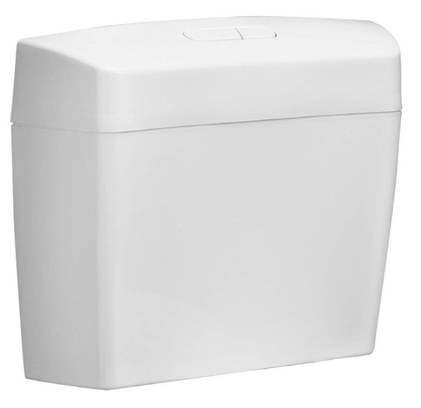 Caroma Solitaire II Mid/Low Level Plastic Cistern