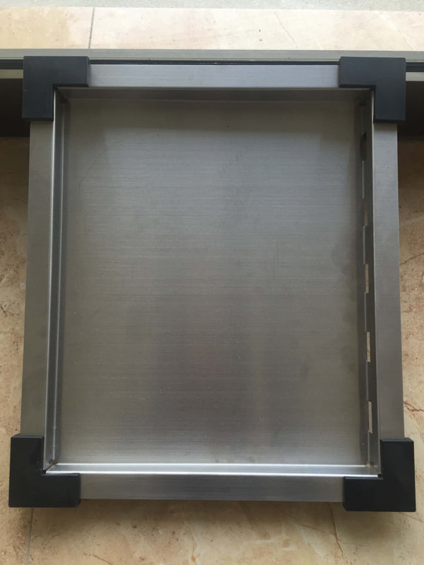 Stainless Steel Cover Tray - Desa & Puri