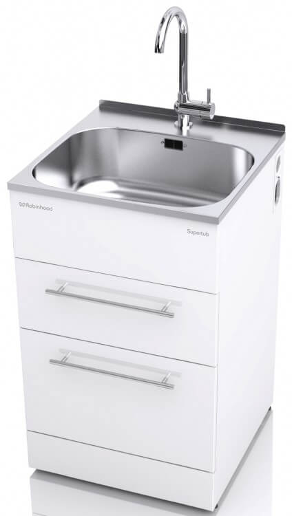 Robinhood Supertub 30L - Double Drawer