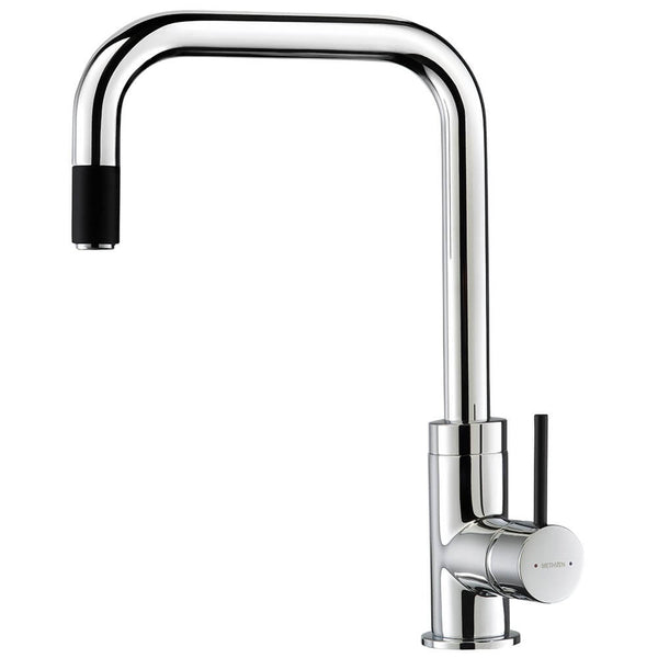 Methven Culinary Urban Pull-Out Sink Mixer - Black Accent