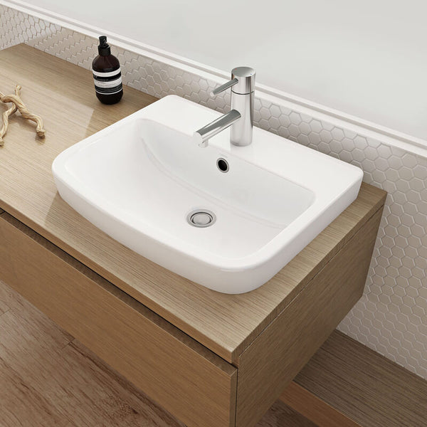 Caroma Urbane Inset Basin 1TH - 867115W