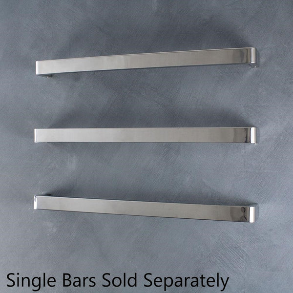 Radiant Vail-800mm Single Bar Heated Polished