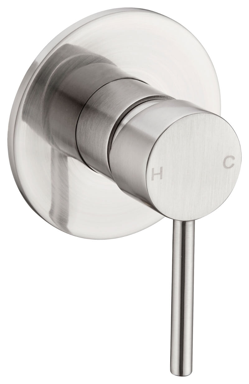Dolce Shower Mixer - Brushed Nickel