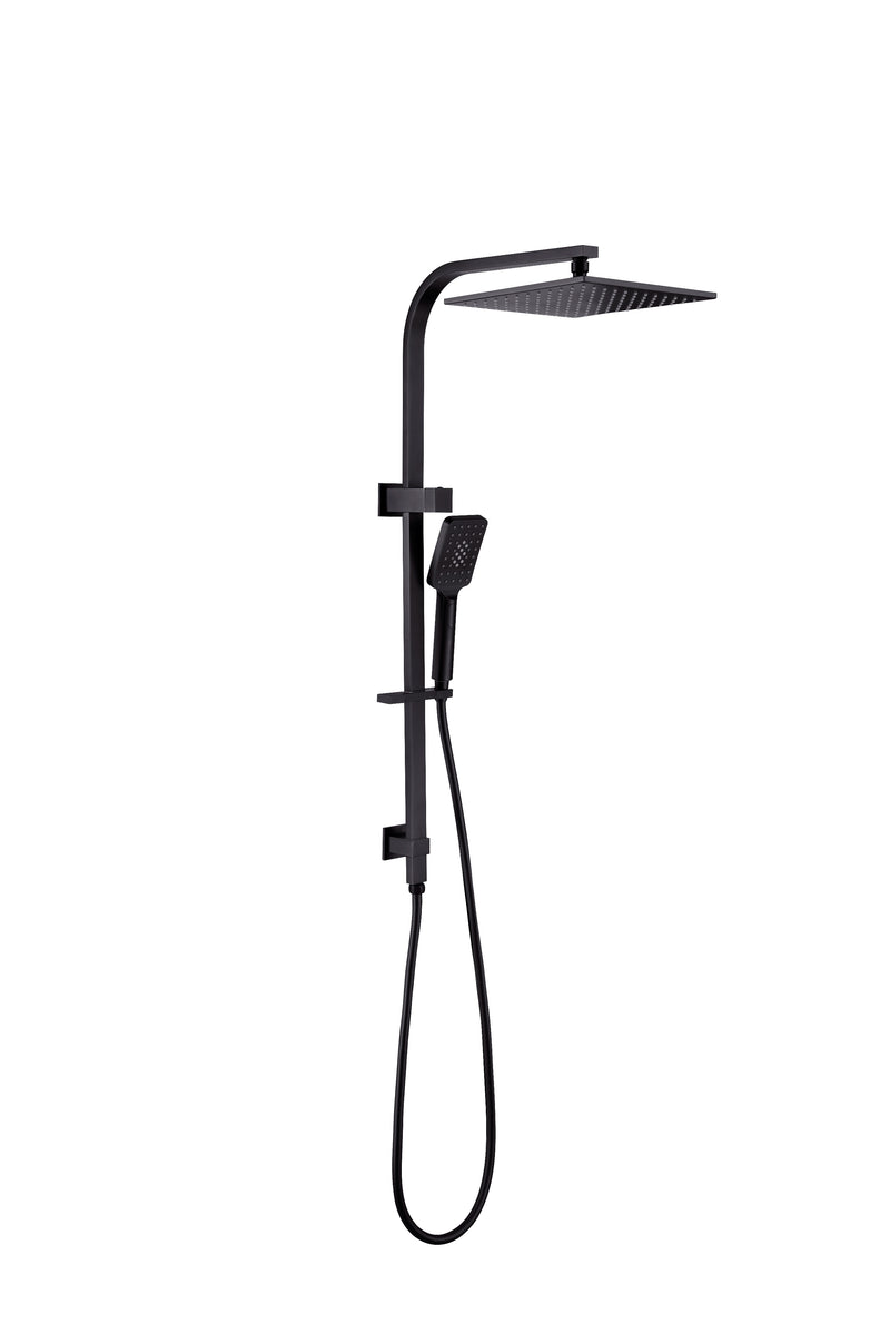 YSW3015-05C BLACK Combo Shower