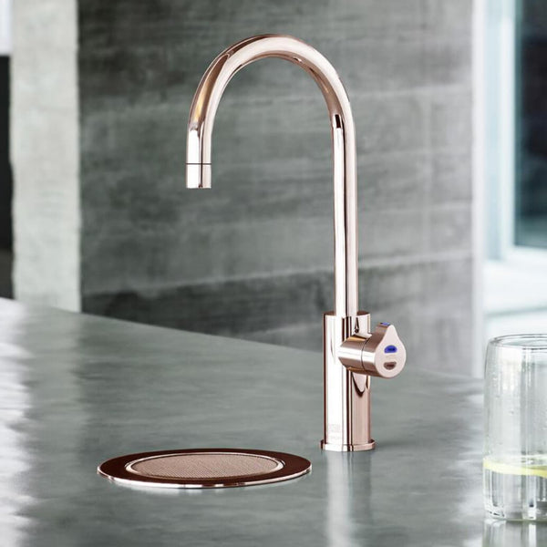 Zip Hydrotap Arc Boiling, Chilled and Sparkling Tap - Rose Gold