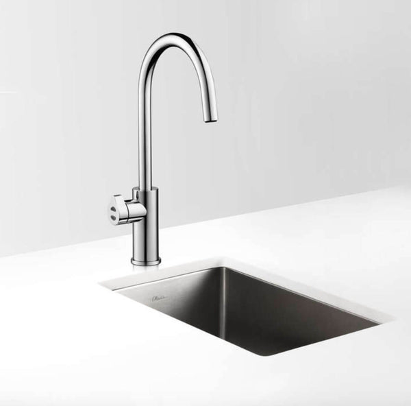 Zip Hydrotap Arc Boiling, Chilled and Sparkling Tap - Brushed Chrome