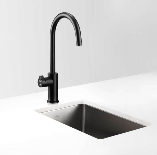 Zip Hydrotap Arc Boiling, Chilled and Sparkling Tap - Matte Black