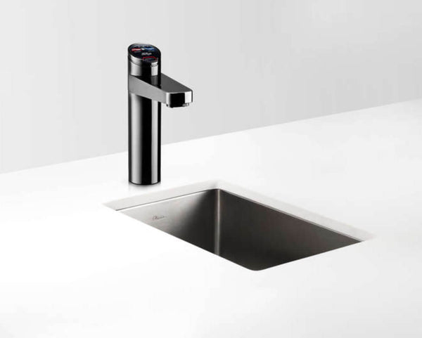Zip Hydrotap Elite Boiling, Chilled and Sparkling Tap - Gloss Black