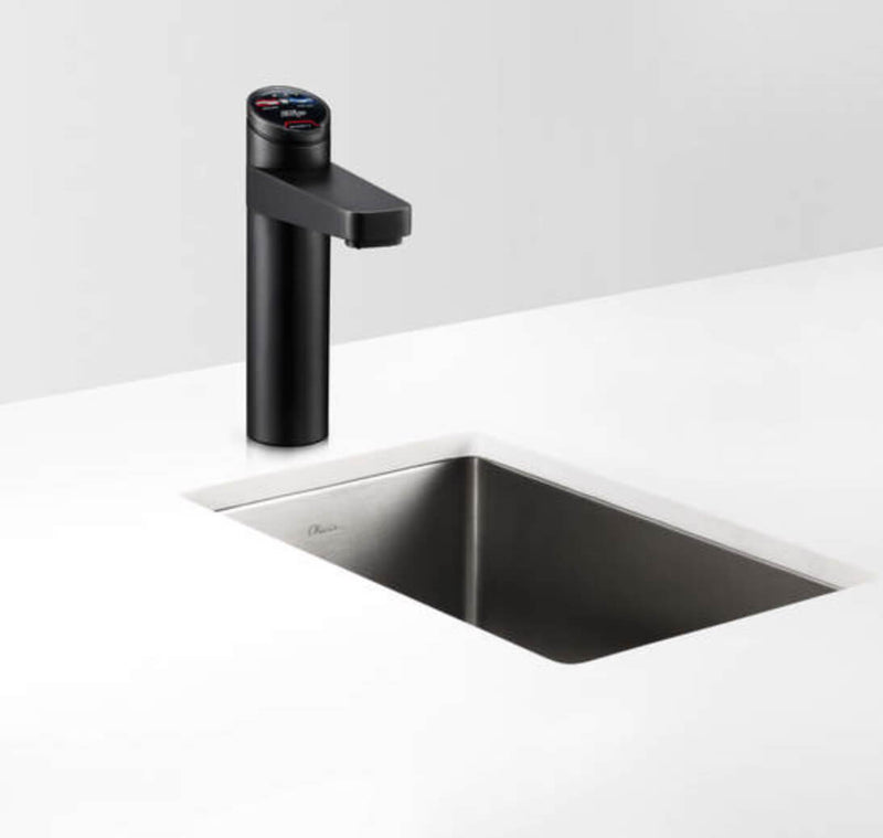 Zip Hydrotap Elite Boiling, Chilled and Sparkling Tap - Matte Black