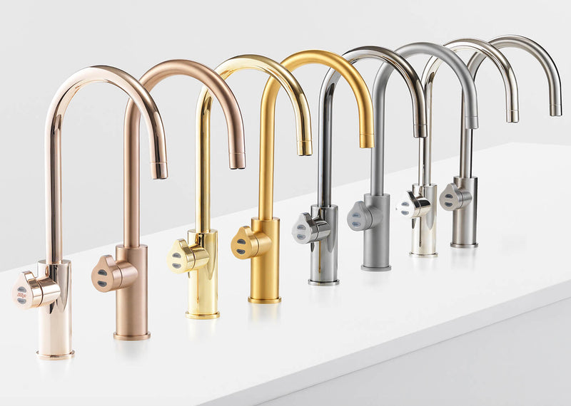 Zip Hydrotap Arc Boiling, Chilled and Sparkling Tap - Chrome