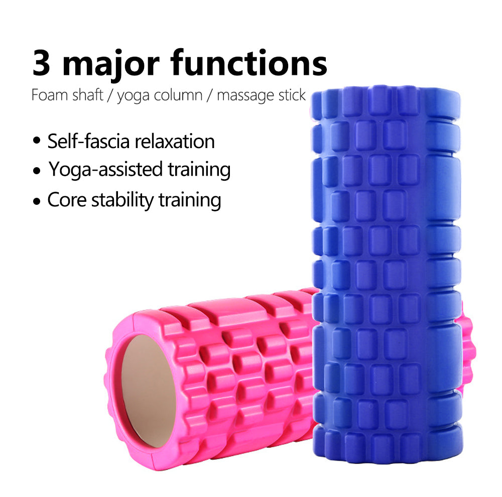 My Handy™ Colorful Fitness Foam Roller - Handy Accessories Store