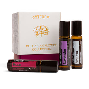 dōTERRA Bulgarian Flowers Collection