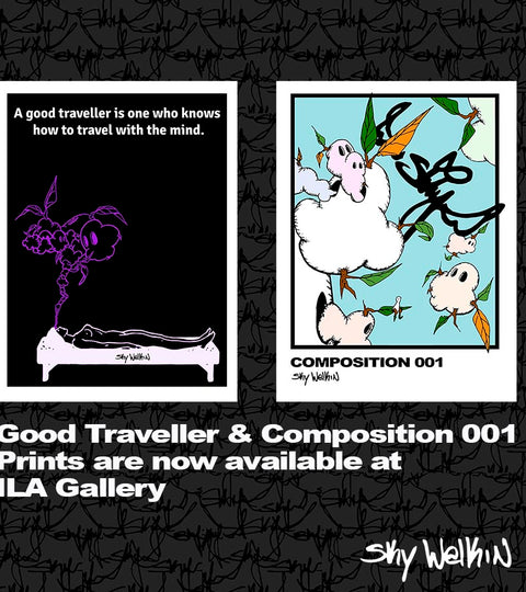 Prints available at the ILA Gallery (Denver, CO)
