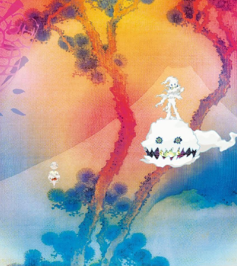 Kids See Ghosts - Animated show?