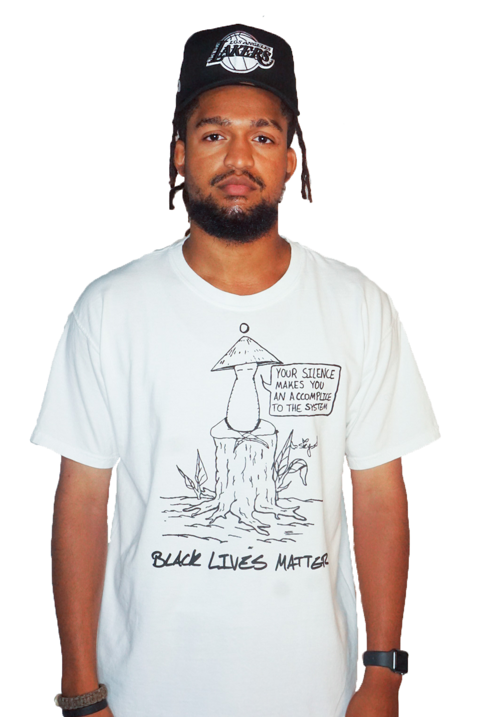 BLM Accomplice Tee