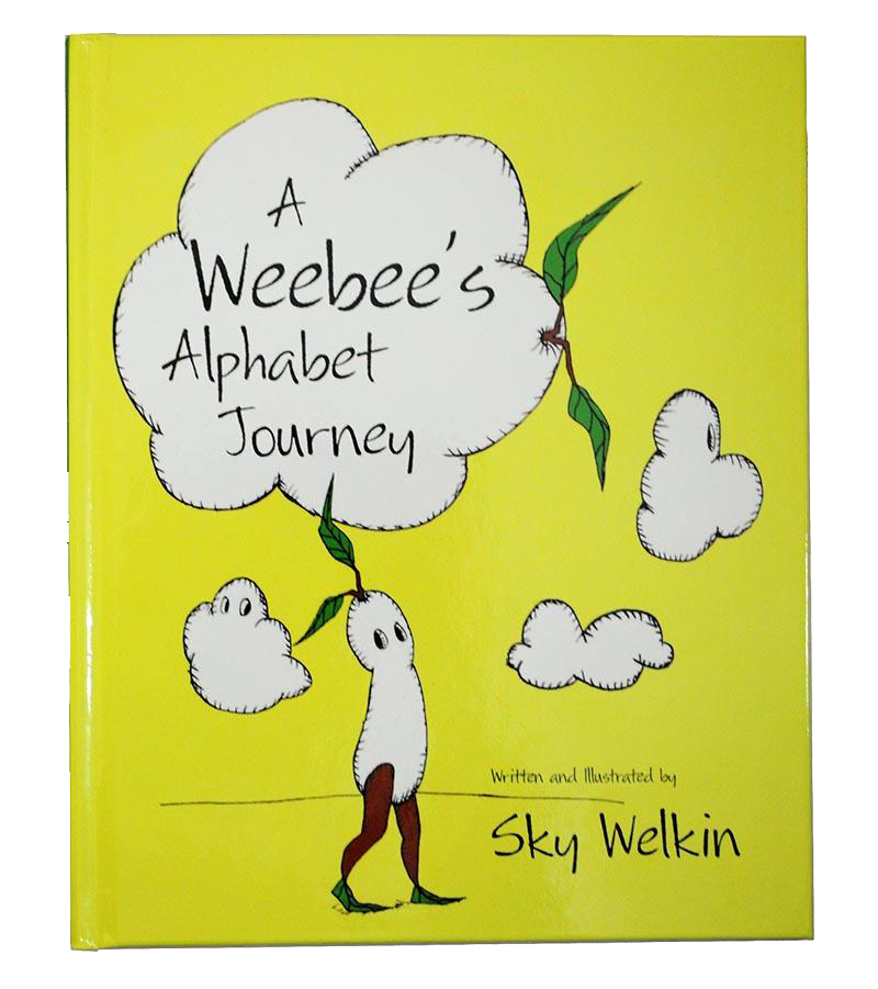 A Weebee's Alphabet Journey