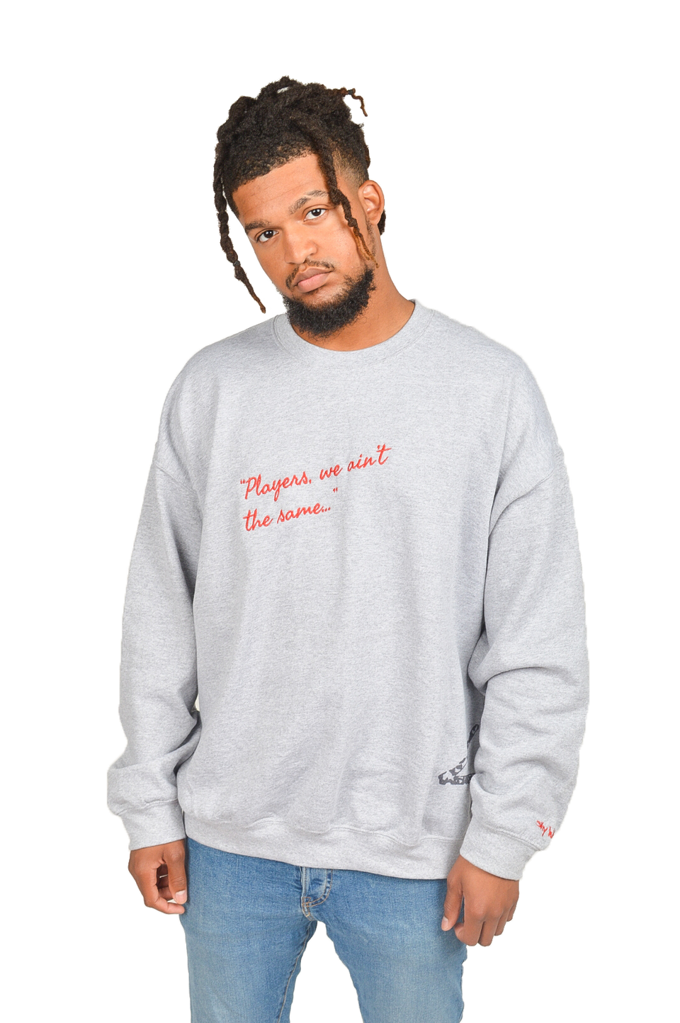 """Players..."" Crewneck"